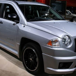least expensive car jeep compass sport