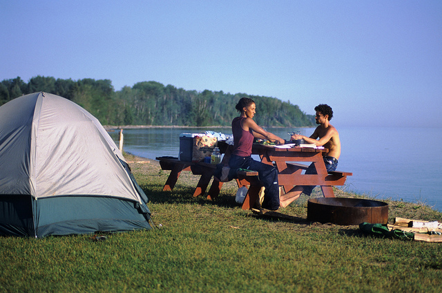 How To Save Money On Your Camping Trip