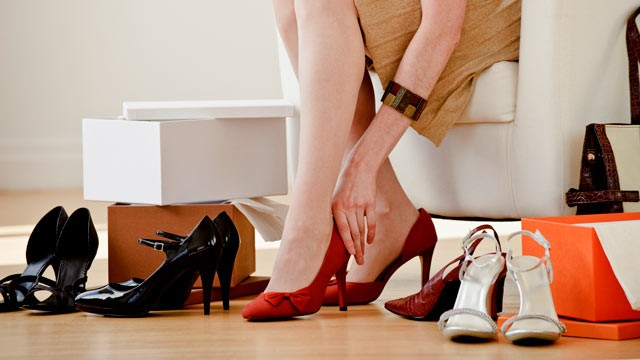 Discover How You can Look and Feel Great With Ladies Footwear Purchased Online