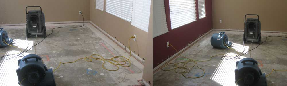 Water and Fire Damage Restoration Atlanta