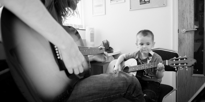 The Best Guitar Tutors Are Present Here