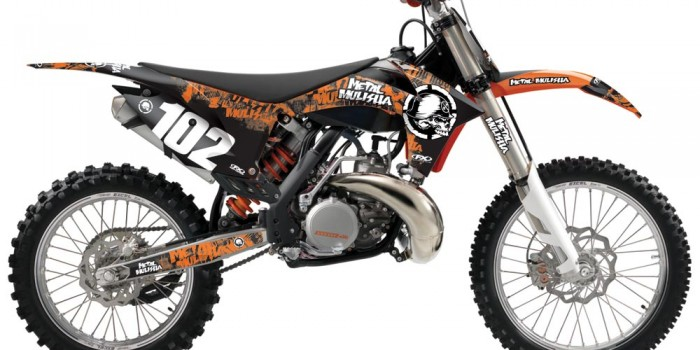 Graphic Designs and Kits For HONDA MX Bikes