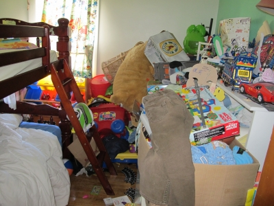 Cleaning House: Tips For Getting Clutter Under Control