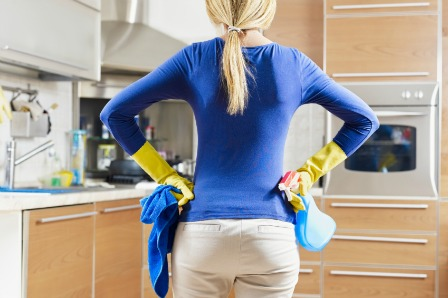 The Beginners Guide To Kitchen Cleaning