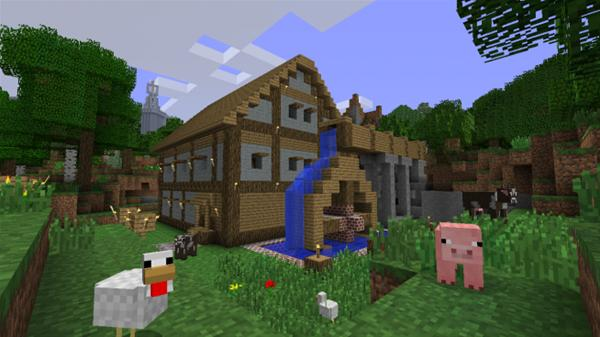 Features and Modes: Minecraft