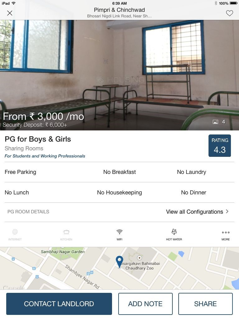 Buying Property Abroad With Housing.com Application
