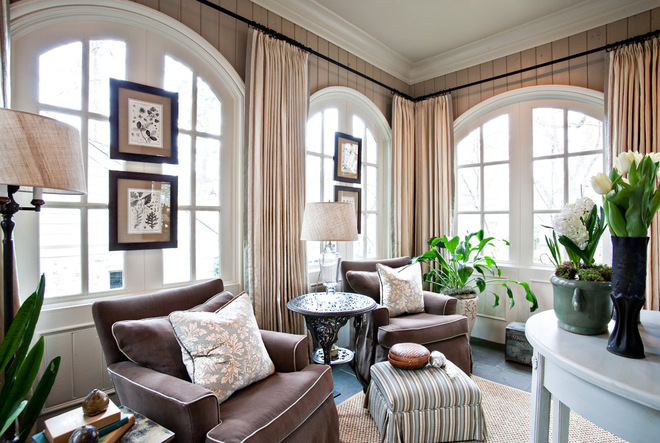 Work On Your Luxury Quotient With Arched Window Blinds