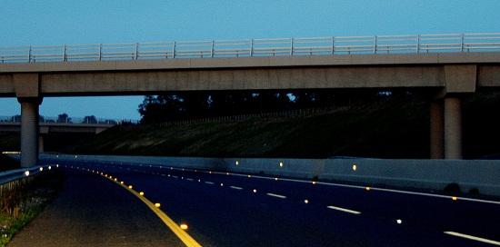 Retro-reflective Road Studs