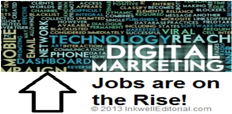 Mining Over The Marketing Jobs Of Tomorrow