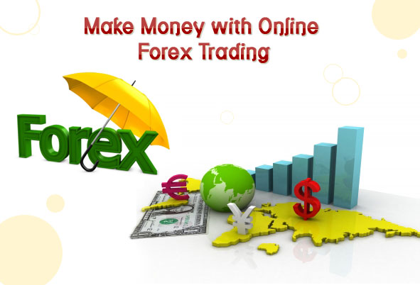 How to forex trading online