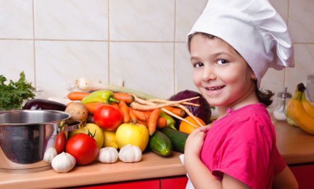 Kid Chef – How To Pick The Best Recipes