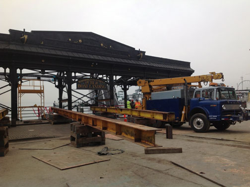 Site Safety – How To Handle and Move Structural Steel Properly