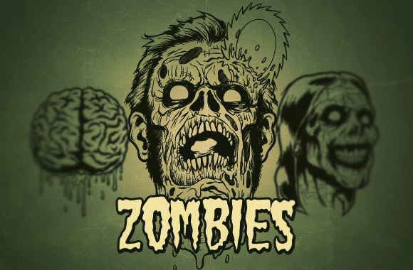 Zombies Everywhere You Look