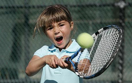 Why Children Should Play Tennis?