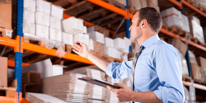 Creating The List Of Warehouse Items For Inventory Management