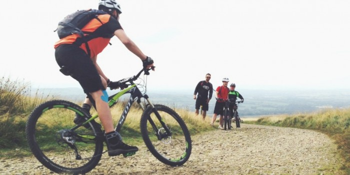 Off Road Mountain Biking For Beginners