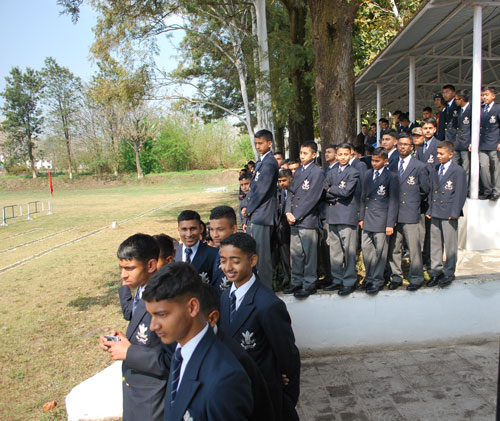Rashtriya Indian Military College Admission Test