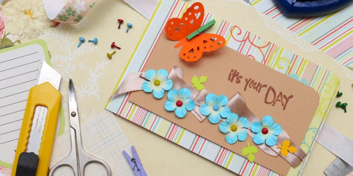 6 Crafts To Inspire Your Creative Flair