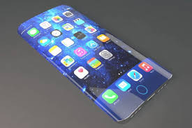 Curved OLED Display For The iPhone 8