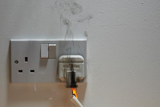 6 Ways Your Old Wiring Is A Fire Hazard