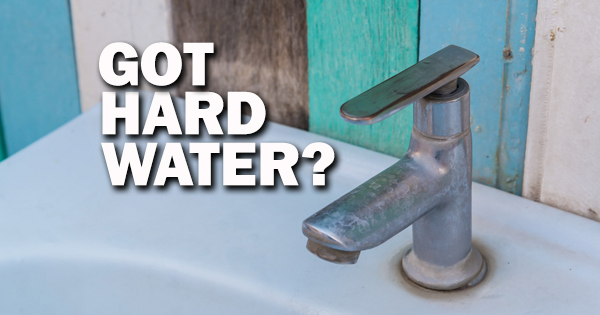 What To Do About Hard Water