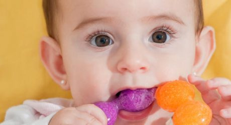 What To Do When Your Teeth Baby Is Grumpy?