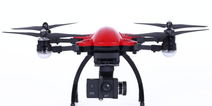 Simtoo Declares Dragon Fly Pro by Remote Controller