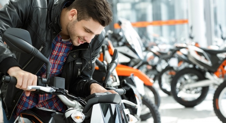 Finding The Right Motorcycle For You