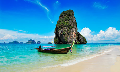 The Beautiful Thailand