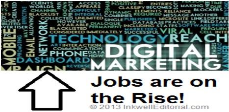 Mining Over The Marketing Jobs Of Tomorrow