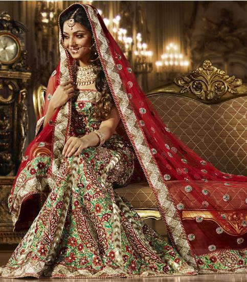 Wedding_Lehenga_Lehenga_Choli_Bridal_Wear