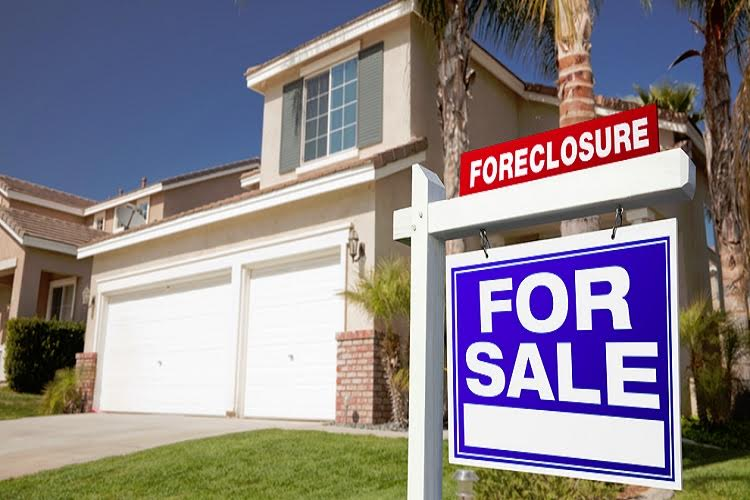 Home Foreclosure Sale