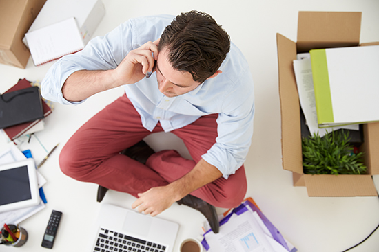 How To Plan An Office Move