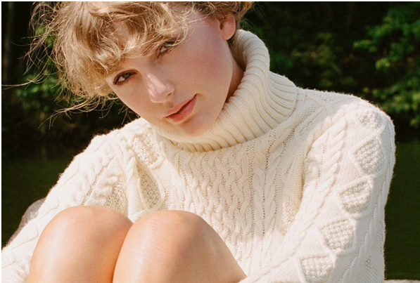 Celebrities Who Wore Aran Sweaters